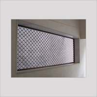 Aluminium Grill Windows