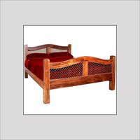 Wooden Bed