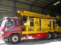DTH Cum Rotary Drill Rigs