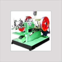 Double Stroke Cold Heading Machine