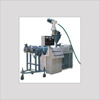 Twin Screw Rpvc Pipe Extruder