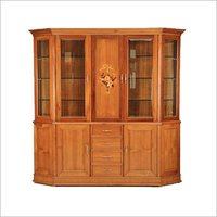 Teak Wood Designer Showcase