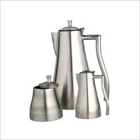 STAINLESS STEEL TEA SET