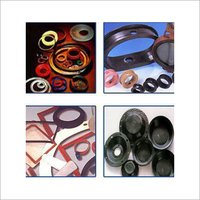 Moulded Rubber Product