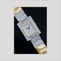 MENS DIAMOND WATCH