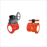 LINED PLUG VALVE
