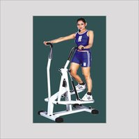 STEPPER WITH ROWER