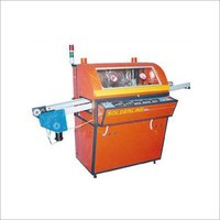 HEAVY DUTY WAVE SOLDERING MACHINE