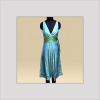 Ladies Silk Dress