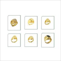 DESIGNER GOLD GENTS RINGS