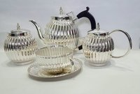 Silver Tea Set