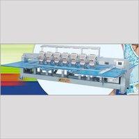 HIGH SPEED FLAT EMBROIDERY MACHINE