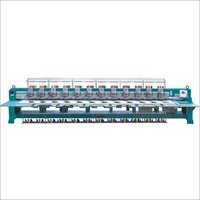 Chenille Combination Flat Embroidery Machine