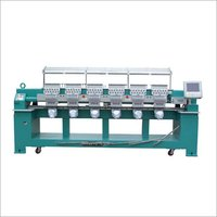 Cylinder Embroidery Machine