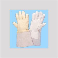 Nappa Welding Glove