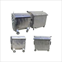 Galvanized Container Systems