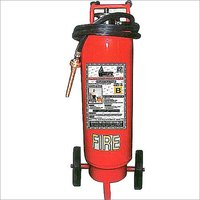 Mechanical Foam (With Trolley) Mobile Fire Extinguisher