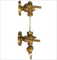 Bronze Sleeve Packed Water Level Gauge