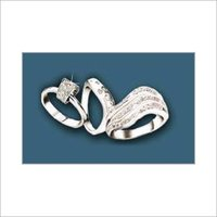 DESIGNER PLATINUM DIAMOND RINGS