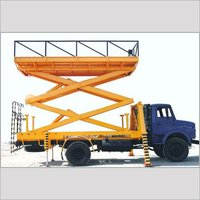 Scissor High Lift Platform