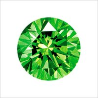 EMERALD GREEN COLOR DIAMOND