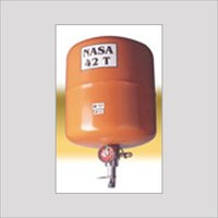 Gas Mixer Based Extinguishers