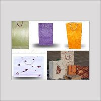 HANDMADE PAPER BAGS