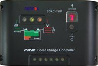 15A 12V, 24V Automatically Solar Controller For Solar Street Lighting