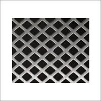 Perforated Sheet - Diamond Holes