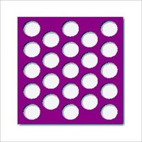 Perforated Sheet - Round Holes