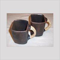 Handcrafted Stone Mugs