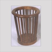 DESIGNER WOODEN BASKET