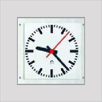 SQUARE SHAPE INDOOR CLOCK