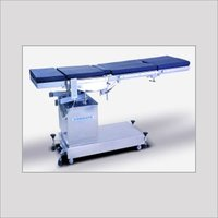 Electro Mechanical Operating Remote Controlled Operating Table