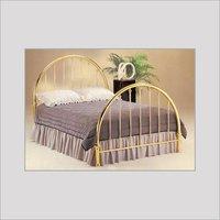 DESIGNER BRASS METAL BEDS