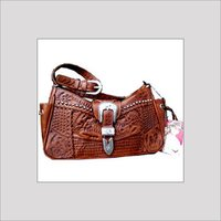 DESIGNER LEATHER HAND PURSES
