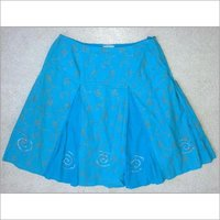 Designer Printed Skirt