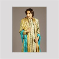 Fabulous Embroidered Designer Sherwani