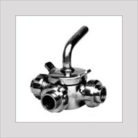 2 Way-3 Way Plug Valve