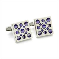 Enamel Cufflinks