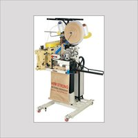 Automatic Pedestal Column Bag Closing Machine