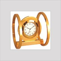 BRASS TABLE WATCH