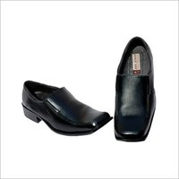 DESIGNER BLACK MENS SHOES