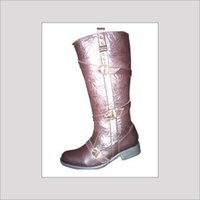 Ladies Knee Boots