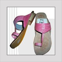 Leather Kohlapuri Chappals