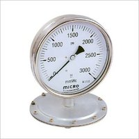 Schaffer & Low Pressure Diaphragm Pressure Gauges