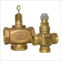 Threaded Connection Control Valve