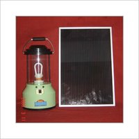 LED SOLAR LANTERN