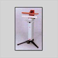 Foot Pedal Operated Sealing Machines