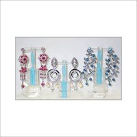 ARTIFICIAL STONE EARRING